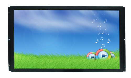 "16:9 Ratio Capacitive Multi Touch Screen 32"" , Multi Touch Screen Monitor Vesa Mount"