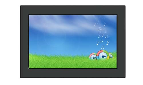 22 inch 1680x1050 Interactive Touch Screen Open Frame Outstanding Vivid Color