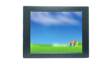 China 4:3 Ratio Industrial Display Monitors 1024x768 Gesture Input Application Windows 7 Compatible factory