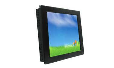 China Dust Proof Panel Mount LCD Monitor 19 Inch Resistive 1280 X1024 Rock Mount factory