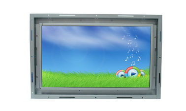 "China Intel Atom 330 CPU 18.5"" Industrial Panel PC , 1GB DDR II Industrial Panel Mount PC 16:9 Ratio factory"