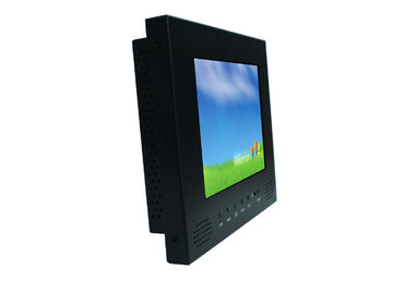 China Color TFT IP65 Touch Screen PC , Waterproof Touch Screen Monitor Easily Installed factory