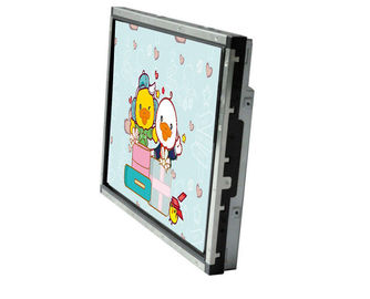 15 inch LED Backlight Industrial LCD Touch Screen Monitor 300ntis 1024x768 With Wide Temperature Range