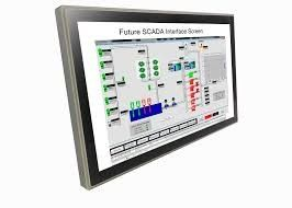"China 32"" Industrial Lcd Touch Screen Monitor Vesa Mount 920x1080 High Reslution factory"