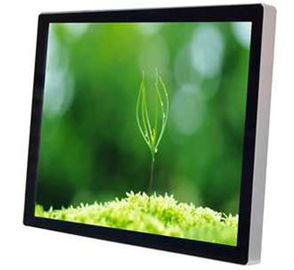 China LED Backlight Open Frame Touch Screen Monitor PCap Touch 17 Inch 250 Nits Brightness factory