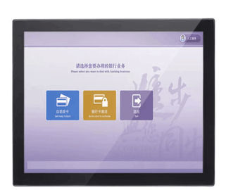 "China IP65 Water Proof 17"" Open Frame Pcap Touch Monitor , Open Frame LCD Monitor 1920X1080 Resolution, Kiosk / ATM factory"